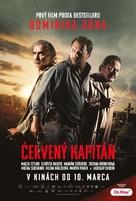 Rudý kapitán - Slovak Movie Poster (xs thumbnail)
