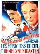Musiciens du ciel, Les - Belgian Movie Poster (xs thumbnail)