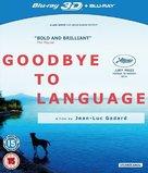 Adieu au langage - British Blu-Ray movie cover (xs thumbnail)