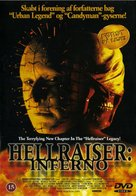 Hellraiser: Inferno - Danish Movie Cover (xs thumbnail)