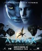 Avatar - Swiss Movie Poster (xs thumbnail)