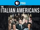 The Italian Americans - Blu-Ray cover (xs thumbnail)