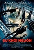 Inception - Vietnamese Movie Poster (xs thumbnail)