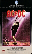AC/DC: Let There Be Rock - VHS cover (xs thumbnail)