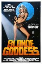 Blonde Goddess - Movie Poster (xs thumbnail)