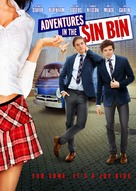 Adventures in the Sin Bin - DVD movie cover (xs thumbnail)