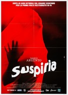 Suspiria - Italian Re-release movie poster (xs thumbnail)