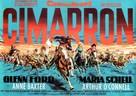 Cimarron - German Movie Poster (xs thumbnail)