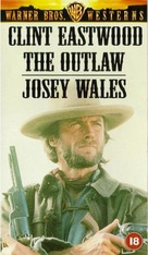 The Outlaw Josey Wales - British VHS movie cover (xs thumbnail)