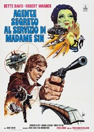 Madame Sin - Italian Movie Poster (xs thumbnail)