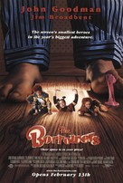 The Borrowers - Movie Poster (xs thumbnail)