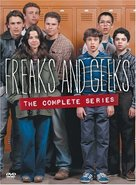 """""""Freaks and Geeks"""" - DVD movie cover (xs thumbnail)"""
