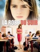 La robe du soir - French Movie Poster (xs thumbnail)
