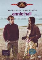 Annie Hall - Hungarian Movie Cover (xs thumbnail)