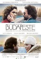 Budapest - Portuguese Movie Poster (xs thumbnail)