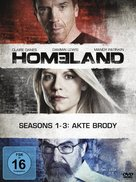"""Homeland"" - German DVD movie cover (xs thumbnail)"