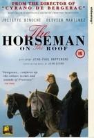 Le hussard sur le toit - British VHS cover (xs thumbnail)