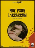 Nude per l'assassino - French Movie Cover (xs thumbnail)