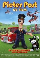 Postman Pat: The Movie - Dutch Movie Poster (xs thumbnail)