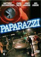 Paparazzi - Belgian DVD movie cover (xs thumbnail)