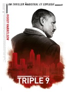 Triple 9 - French Movie Poster (xs thumbnail)
