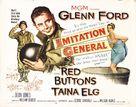 Imitation General - Movie Poster (xs thumbnail)