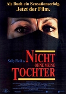 Not Without My Daughter - German Movie Poster (xs thumbnail)
