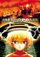 Metoroporisu - DVD cover (xs thumbnail)