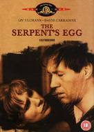 The Serpent's Egg - DVD cover (xs thumbnail)