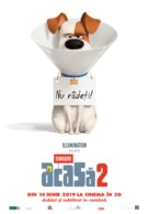 The Secret Life of Pets 2 - Romanian Movie Poster (xs thumbnail)