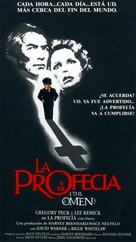 The Omen - Spanish Movie Poster (xs thumbnail)
