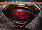 Man of Steel - Blu-Ray movie cover (xs thumbnail)