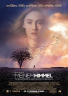 The Lovely Bones - German Movie Poster (xs thumbnail)