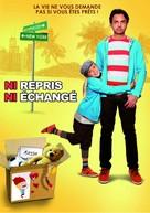 No se Aceptan Devoluciones - French DVD cover (xs thumbnail)