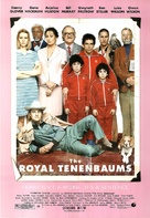 The Royal Tenenbaums - Movie Poster (xs thumbnail)