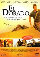 """El Dorado"" - German DVD movie cover (xs thumbnail)"