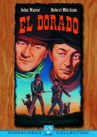 El Dorado - German DVD cover (xs thumbnail)