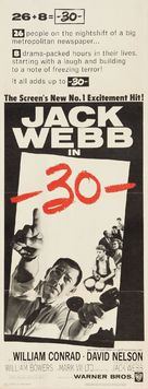 -30- - Movie Poster (xs thumbnail)