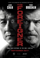 The Foreigner - Malaysian Movie Poster (xs thumbnail)