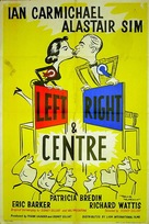 Left Right and Centre - Movie Poster (xs thumbnail)