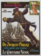 Corsaro nero, Il - Belgian Movie Poster (xs thumbnail)