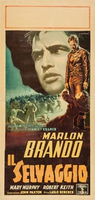 The Wild One - Italian Movie Poster (xs thumbnail)