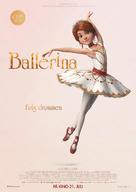 Ballerina - Norwegian Movie Poster (xs thumbnail)