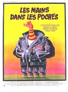 The Lords of Flatbush - French Movie Poster (xs thumbnail)