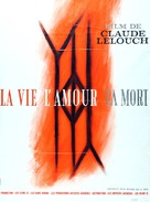 La vie, l'amour, la mort - French Movie Poster (xs thumbnail)