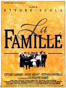 La famiglia - French Movie Poster (xs thumbnail)