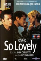 She's So Lovely - French Movie Cover (xs thumbnail)