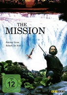 The Mission - German Movie Cover (xs thumbnail)