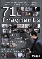 71 Fragmente einer Chronologie des Zufalls - Movie Poster (xs thumbnail)
