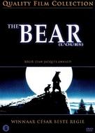 The Bear - Dutch Movie Cover (xs thumbnail)